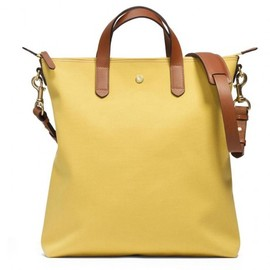 MISMO - Mustard Yellow/ Cuoio MS Shopper Tote