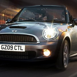 BMW - Mini Cooper S Convertible