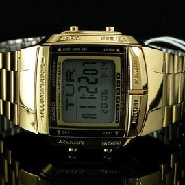 CASIO - DATA BANK DB360 GOLD
