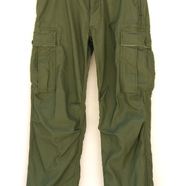 ENGINEERED GARMENTS - Type1 Pant-Reversed Sateen/Olive