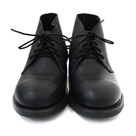 U.S.NAVY Vintage Dead Stock - Safety Chukka Boots