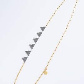 Soierie - Flag Necklace