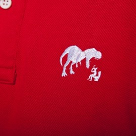 Threadless.com - Jurassic Polo