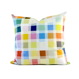 Buttercup Press - Color Blocks - cotton pillow cover