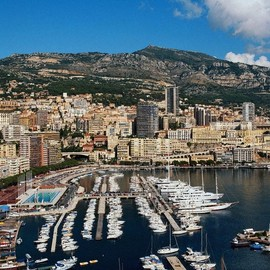 Monte-Carlo, Monaco - travel