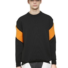 Givenchy - Two Tone Japanese Knit Swater