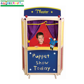 Guidecraft - Center Stage Puppet Theater
