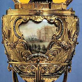 Fabergé - 1903 Peter the Great Egg