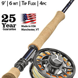 ORVIS, Helios 2, Fly Rod - 6-weight 9'—Tip Flex