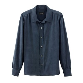 A.P.C. - Saint-Germain blouse