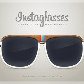 designed by Markus Gerke - Instaglasses