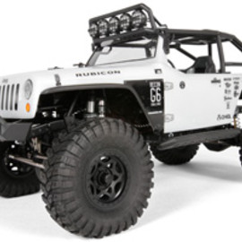 Axial Racing - SCX10 Jeep Wrangler G6