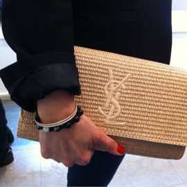 YVES SAINT-LAURENT - clutch