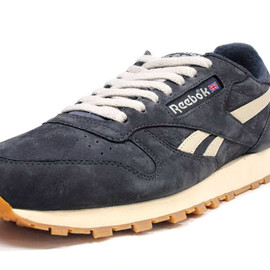 Reebok - CLASSIC LEATHER VINTAGE 「LIMITED EDITION」 GRY/GUM