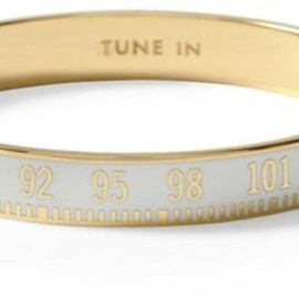 kate spade NEW YORK - Tune In Idiom Bangle