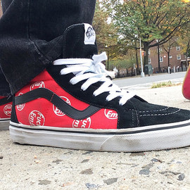Supreme - Supreme x Vans Sk8-Hi + Era Collection