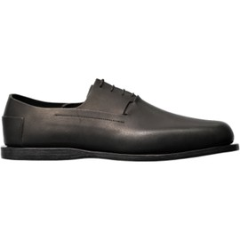 Women's Classic Derby Calf Leather Shoes