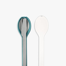 Mepal - Stainless Steel Portable Cutlery Set