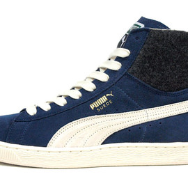 Puma - SUEDE MID CITY MW 「LIMITED EDITION」