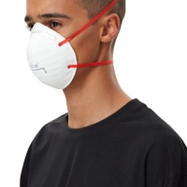 A-COLD-WALL - Dust Resistent Face Mask - White