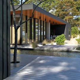 Gray Organshi Architecture - Seaside House, Shelter Island, NY, USA