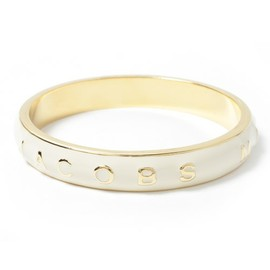 MARC BY MARC JACOBS - LOGO BAND BANGLE
