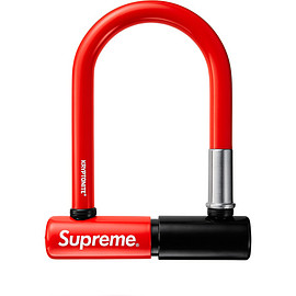 Supreme - Supreme/Kryptonite® U-Lock