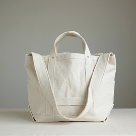YAECA|UNISEX - Tool Bag - medium #c.natural