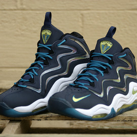 Nike - nike air pippen midnight navy sonic yellow tropical teal