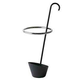 IDEE - umbrella stand F.1.86 by Shiro Kuramata