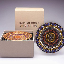 Damien Hirst - Superstition Plates