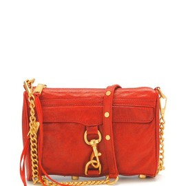 Rebecca Minkoff - Mini M.A.C. Clutch- Red