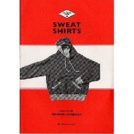 MANABU HARADA - THE SUKIMONO BOOK issue3 SWEAT SHIRT