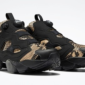 Reebok - InstaPump Fury - Ceramic Pink/Baked Earth/Twisted Coral