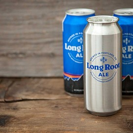 Patagonia provisions - MiiR 16oz Stainless Long Root Ale Tallboy