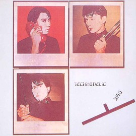 YELLOW MAGIC ORCHESTRA - TECHNODELIC (FIRST JACKET)