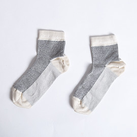 Base Range - Piqué Ankle Socks - SOLD OUT