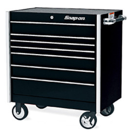 Snap on - Roll Cab (black)