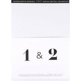 STREET編集部 - MAISON MARTIN MARGIELA STREET SPECIAL EDITION  VOLUMES 1&2