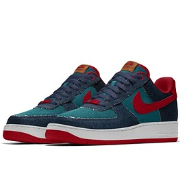 NIKE, LEVI'S, Nike By You - Air Force 1 Low By You - RESN