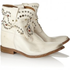 Isabel Marant - The Caleen studded leather  ブーツ