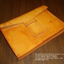 No Brand - Leather Clutch