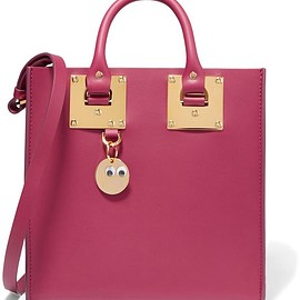 Sophie Hulme - Albion leather tote