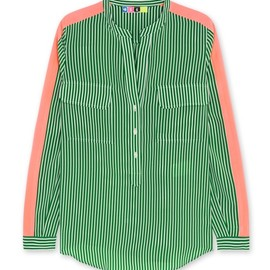 MSGM - Stripe shirt