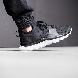 "NIKE - Nike Free Ace Leather ""Black"""