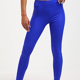 Ivy Park - HIGH RISE - Leggings - cobalt