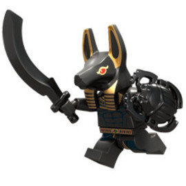 Lego - Anubis Guard Minifigure