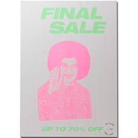 TOKYO CULTUART by BEAMS - OH!BLOOD!! / FINAL SALE POSTER