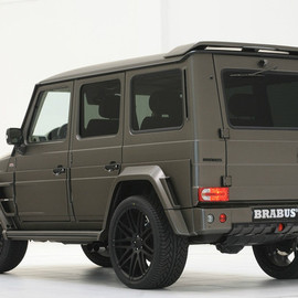 BRABUS - GV12 800 MILITARY GRAY