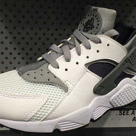 Nike - Air Huarache - White/Wolf Grey
